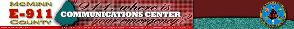 McMinn County 911